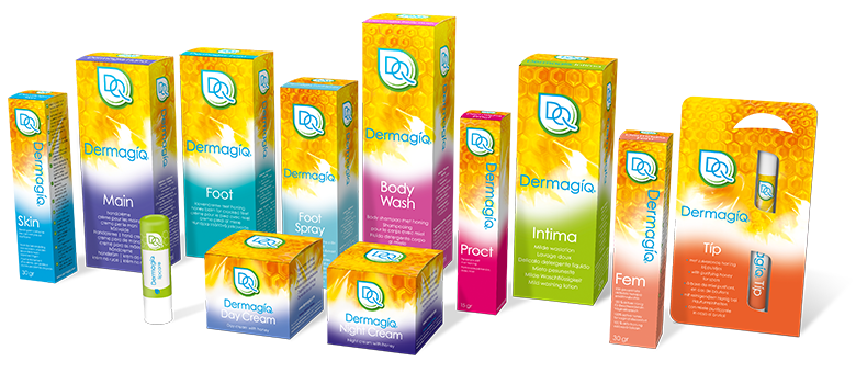 Dermagiq producten