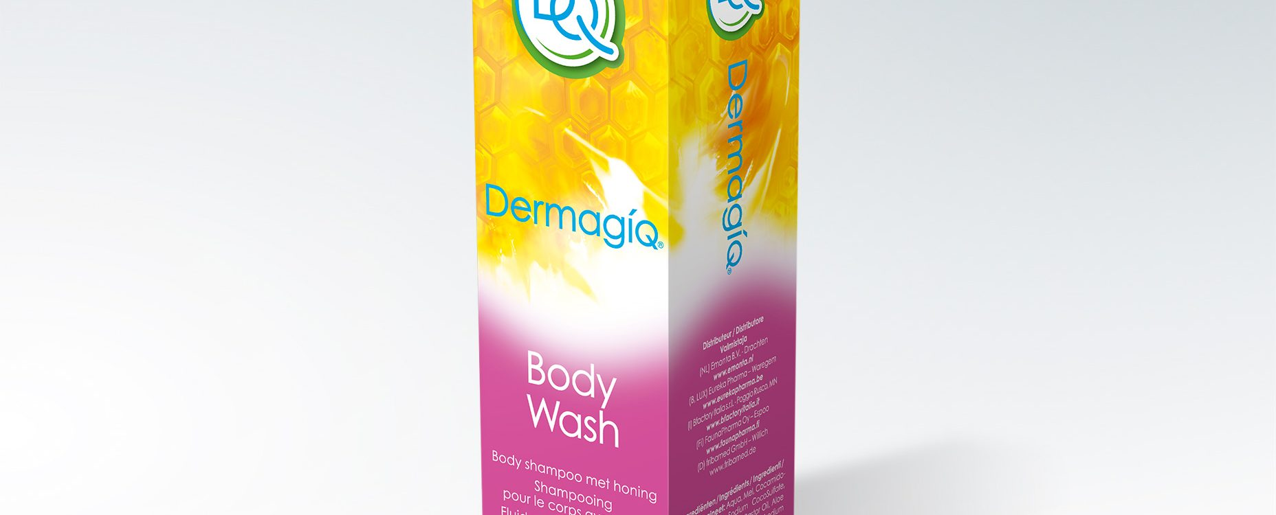 Dermagiq Body Wash
