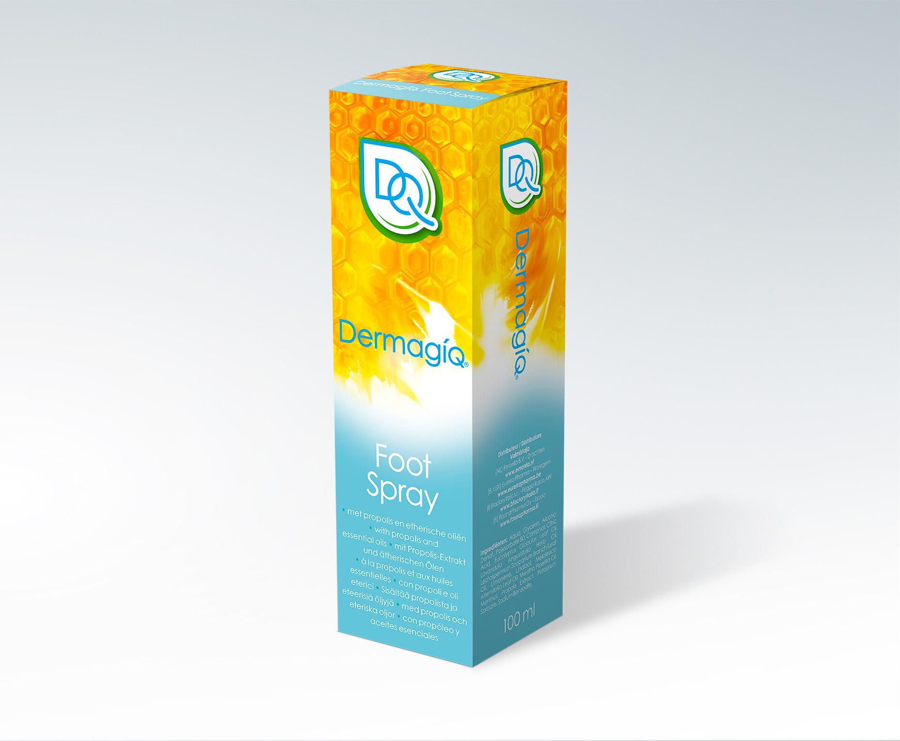 Dermagiq Foot Spray